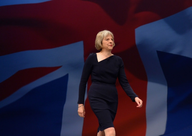 When Theresa Talks On UK Immigration, We Believe Some