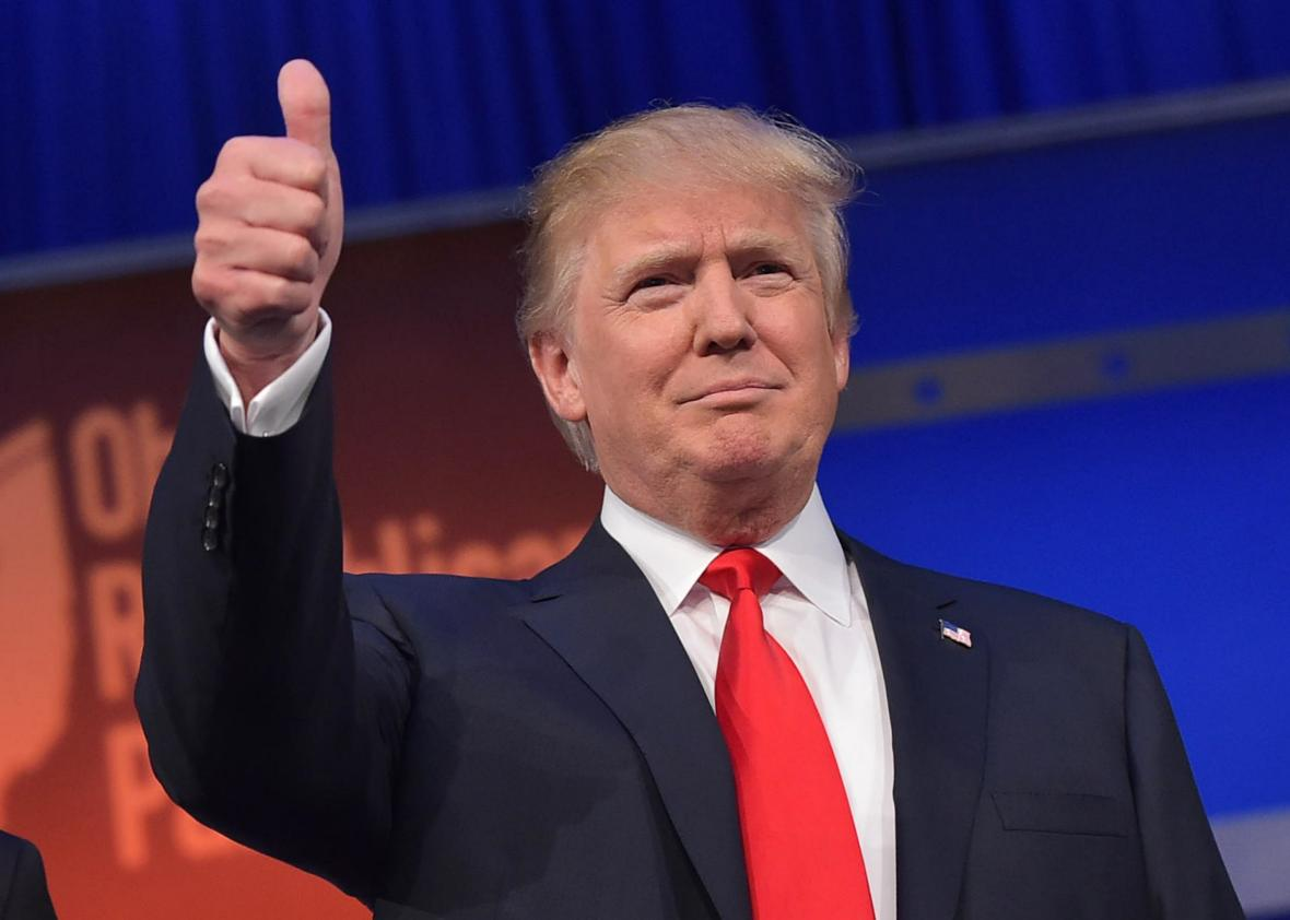 Farage And Trump: Brothers Separated At Birth, by M. Babajide-Alabi