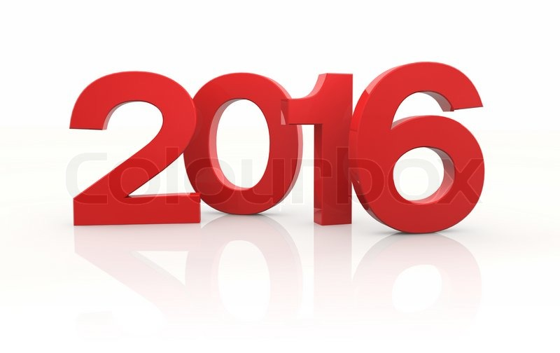 So, What Is Your Resolution for 2016?