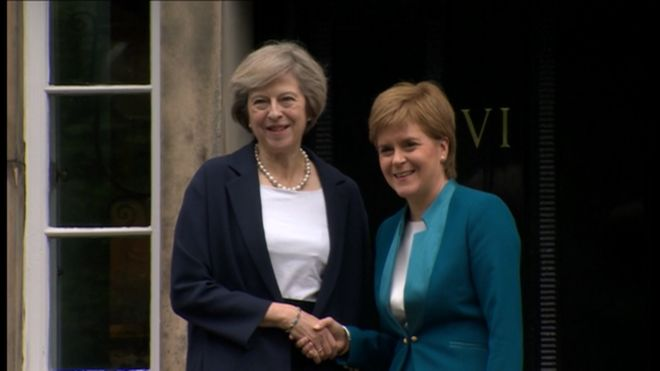 For Nicola and Theresa, The Battle Begins After The Election, by Morakinyo Babajide