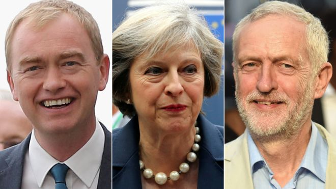 LibDem's Farron Campaigns To Replace Labour As Opposition Party, by Morakinyo Babajide-Alabi