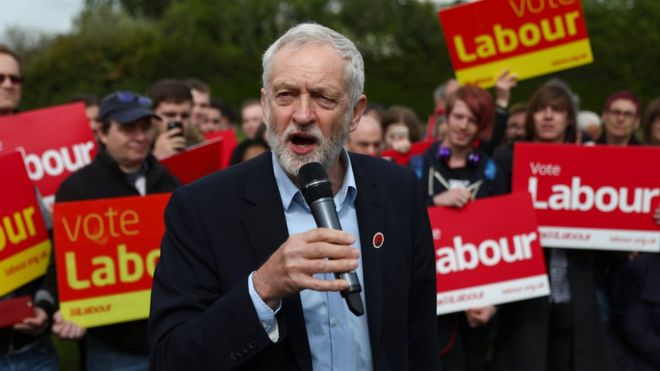 Corbyn, Be Proud, Be Very Proud, No Matter The Result, by Morakinyo Babajide-Alabi