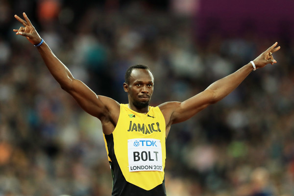 Even In Defeat, Bolt Still Leads the Pack, by Morak Babajide-Alabi