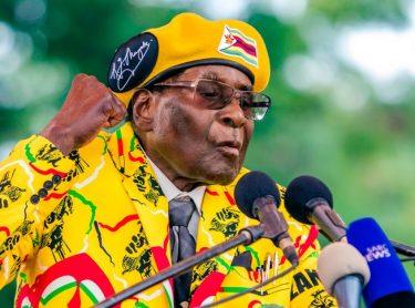 Zimbabwe Shall Be Free