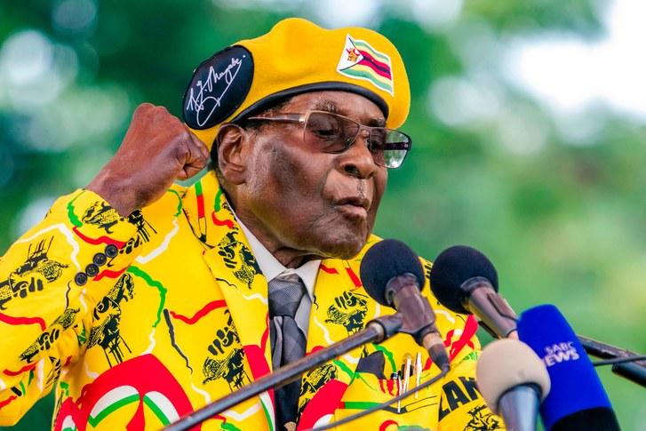 Zimbabwe Shall Be Free, by Morak Babajide-Alabi