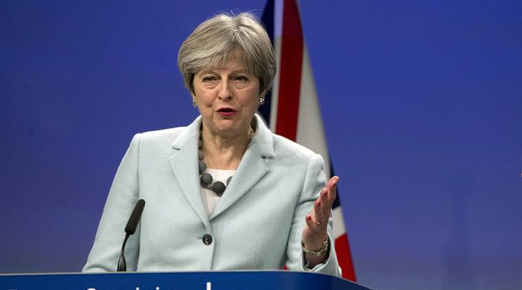 For May, The Brexit Deal Was A Personal Achievement, by Morak Babajide-Alabi