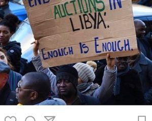 Libya, A Country With No Borders, But Slave Markets, by Morak Babajide-Alabi