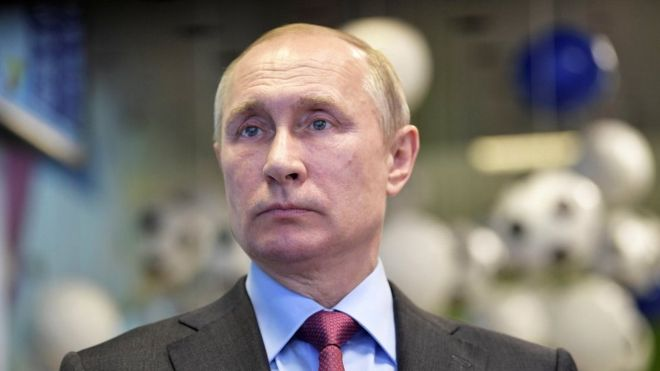 Putin Says Russia Not Aiming To Divide EU