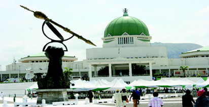 "The Nigerian Legislature Wins The 2018 ""Disruptive"" Award, by Morak Babajide-Alabi"