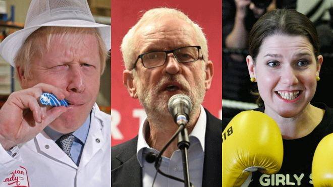 For Johnson and Corbyn, It Is The Final Stretch Of The 2019 Election, by Morak Babajide-Alabi