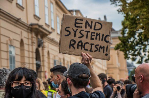 Racists Not. We Think Black Lives Matter, by Morak Babajide-Alabi